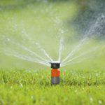 Bewässerungsanlage installieren_Wassersprinkler