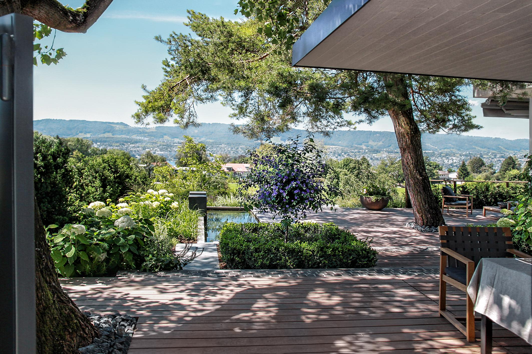 Wasserspiel Terrasse brunnen-wasserspiel-terrasse - gartengeplätscher