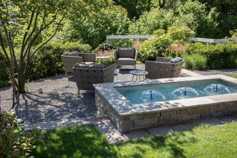 Wasser für kleine Gärten und Terrassen