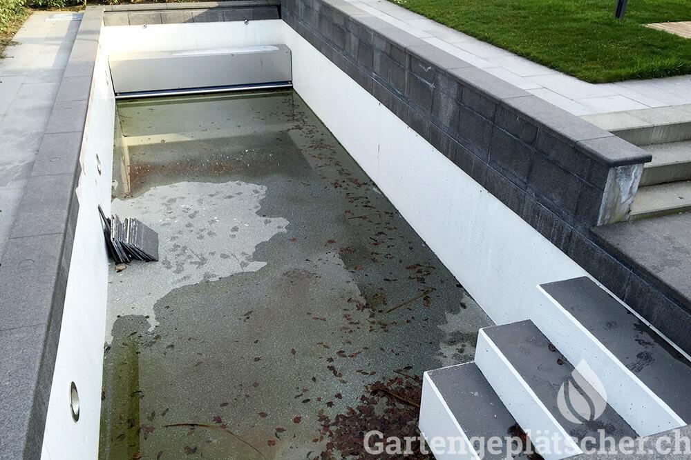 gartengeplaetscher-umruestung-swimmingpool-naturpool-vorher
